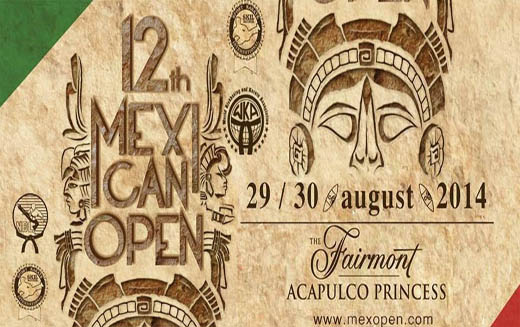 12 th Mexican Open en Acapulco