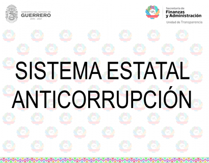 SEFINA ANTICORRUPCION