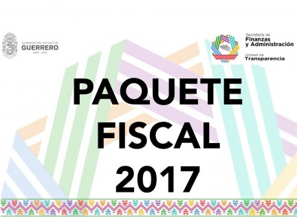 Paquete Fiscal